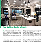 East To West Tandara 1 of 2 : RV News - October 20, 2020