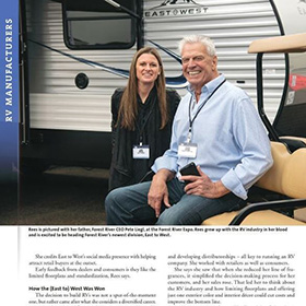 Pointing Toward Success 3 of 4 - RV Pro November 2018